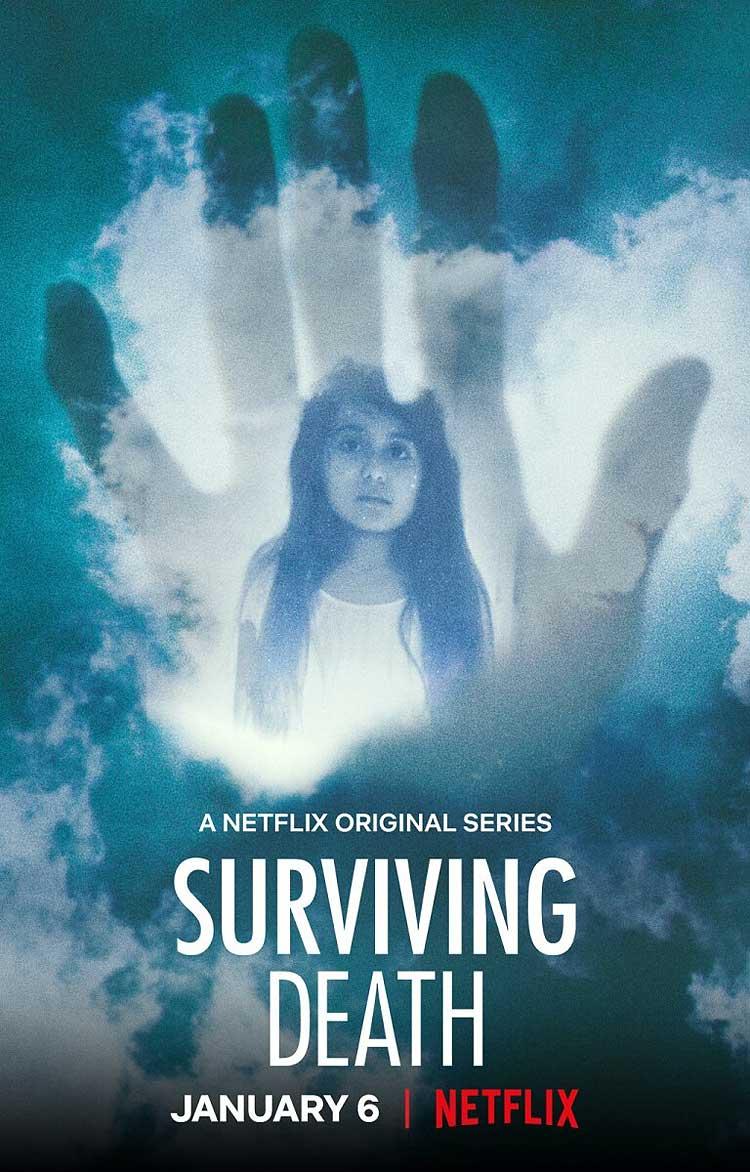 cartel Sobrevivir a la muerte (Serie de TV)