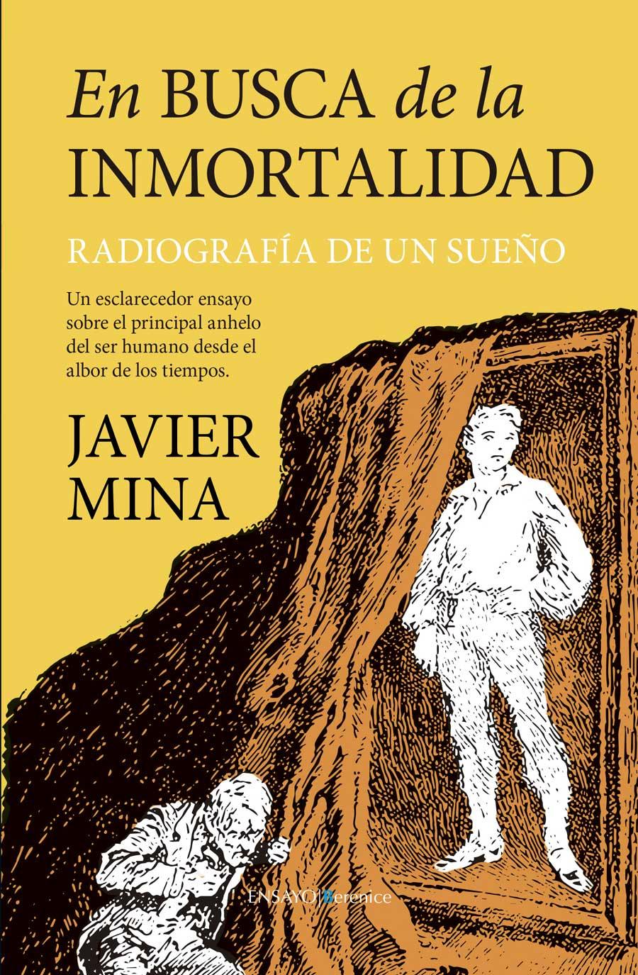 portada En busca de la inmortalidad