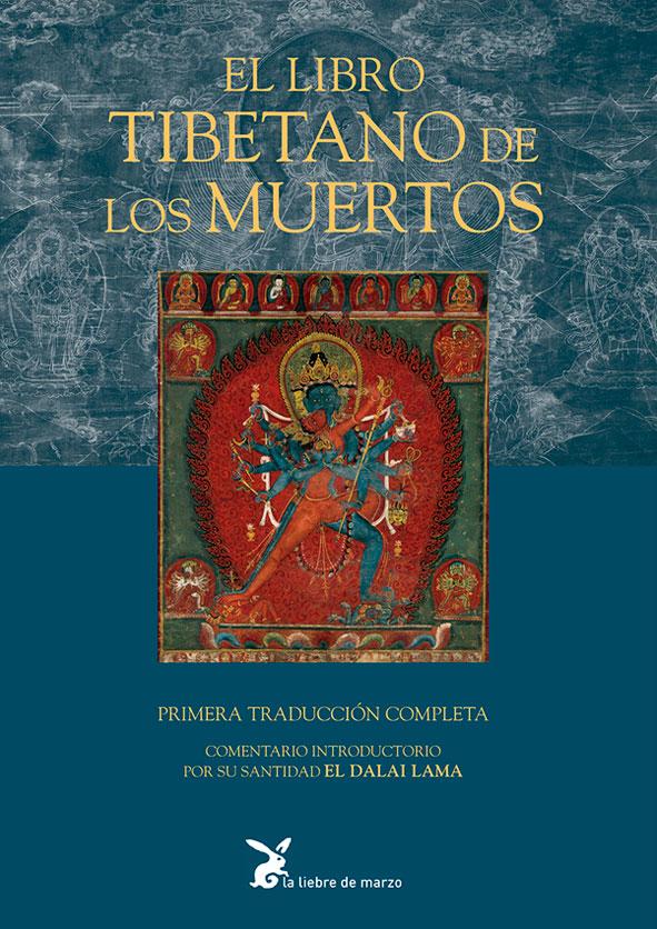 portada El libro tibetano de los muertos o Bhardo Todol