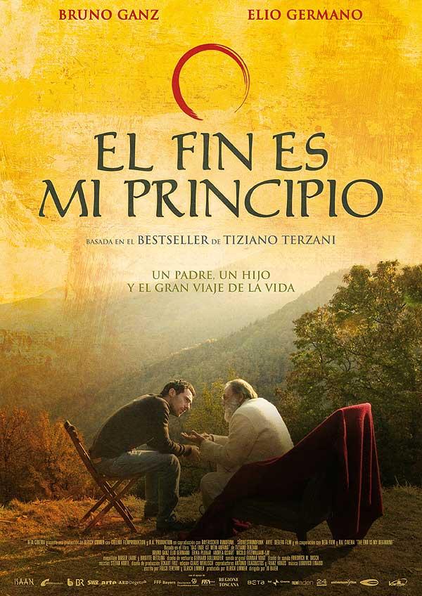 cartel El fin es mi principio