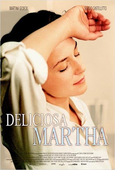cartel Deliciosa Martha