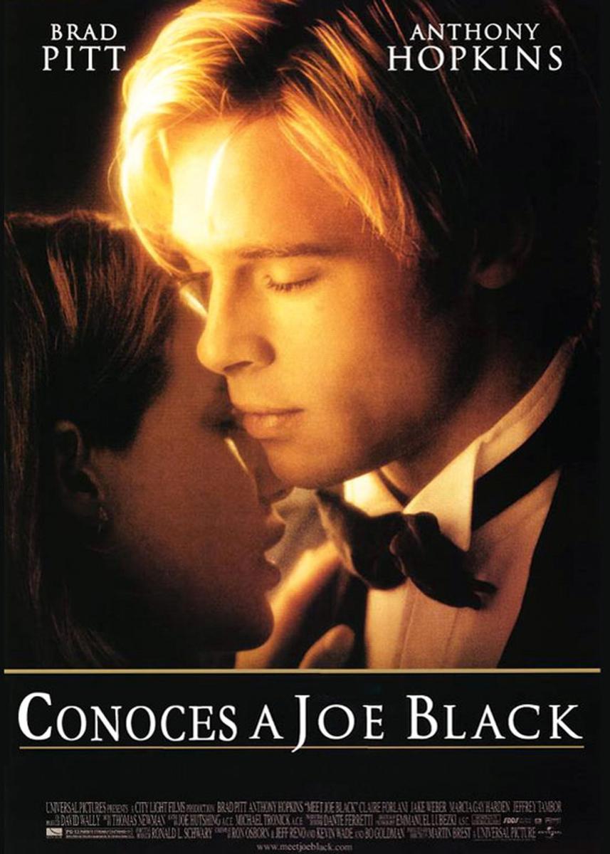 cartel ¿Conoces a Joe Black?