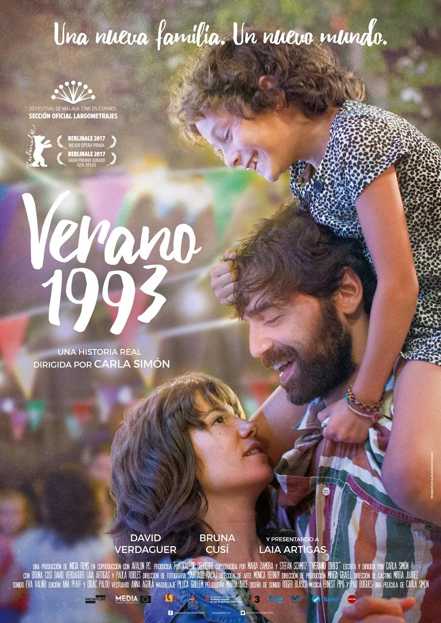 cartel Verano 1993