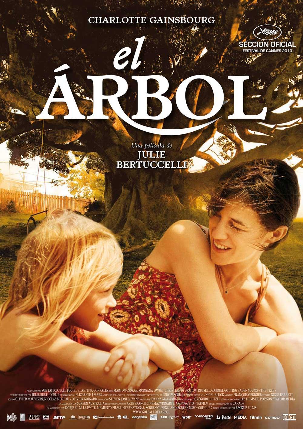 cartel El arbol