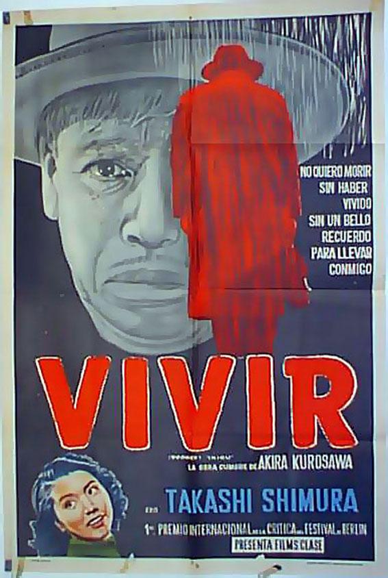 cartel Vivir