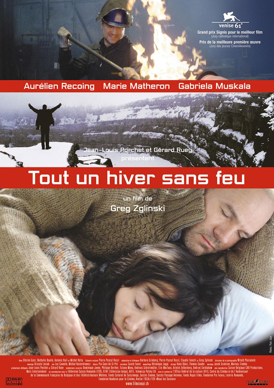 cartel Todo un invierno sin fuego