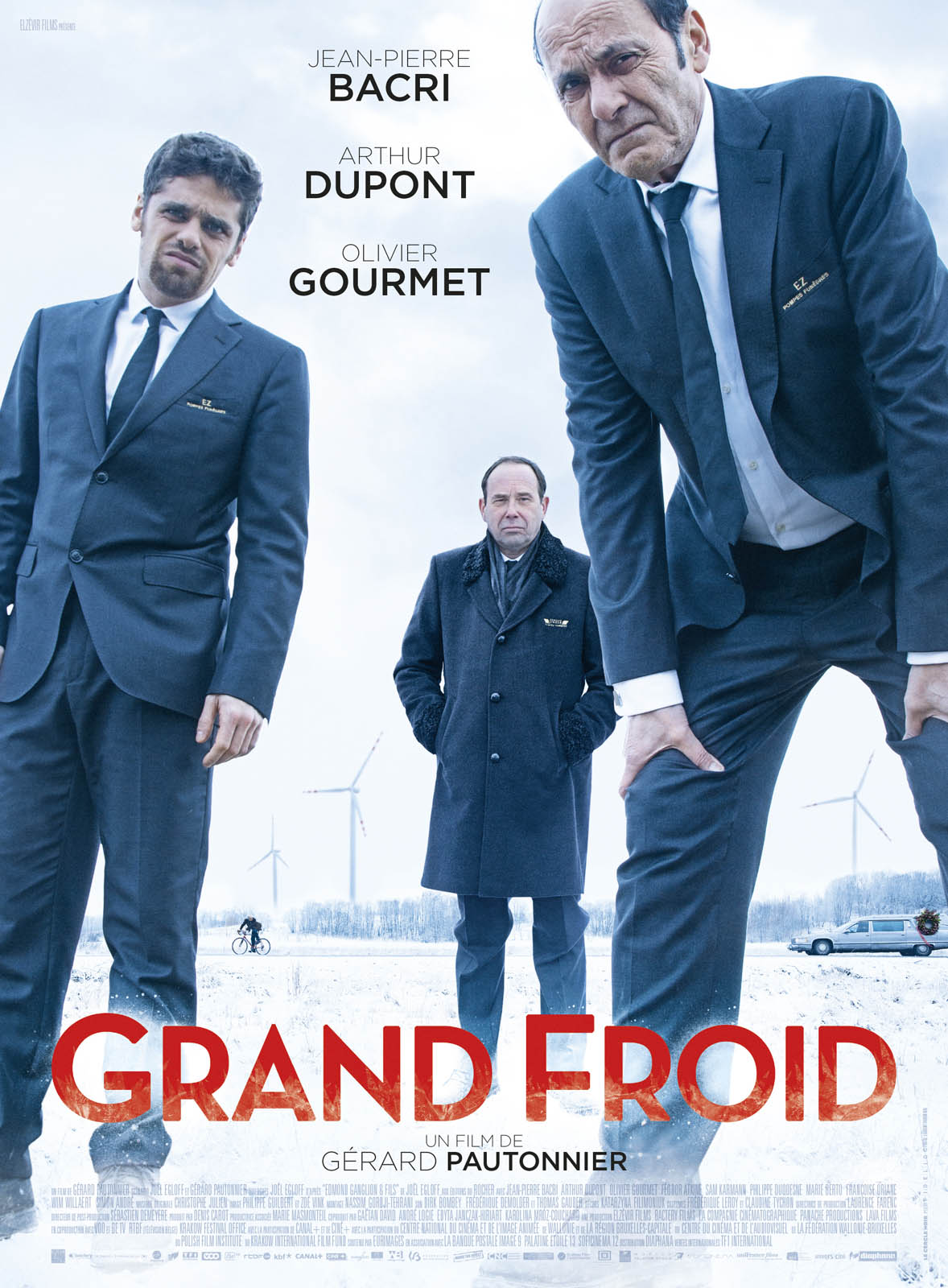 cartel Grand Froid