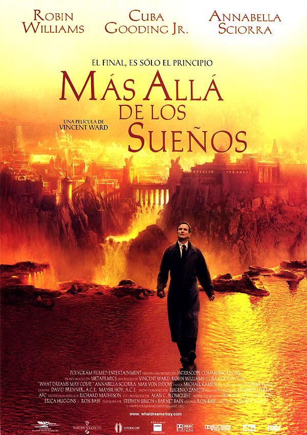 cartel Más allá de los sueños