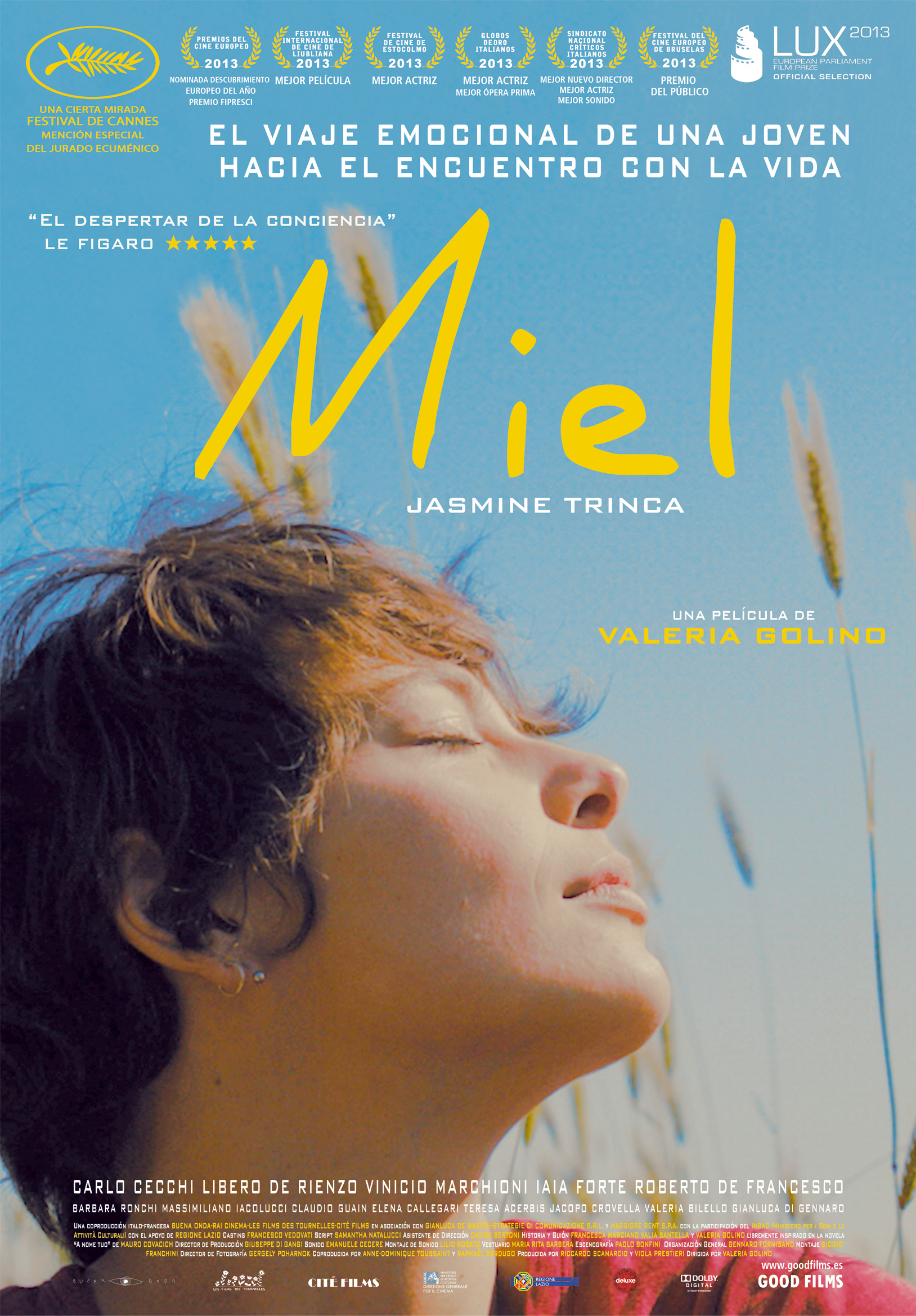 cartel Miel