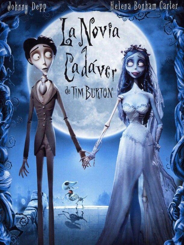 cartel La novia cadáver