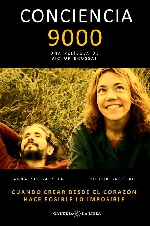 cartel Conciencia 9000