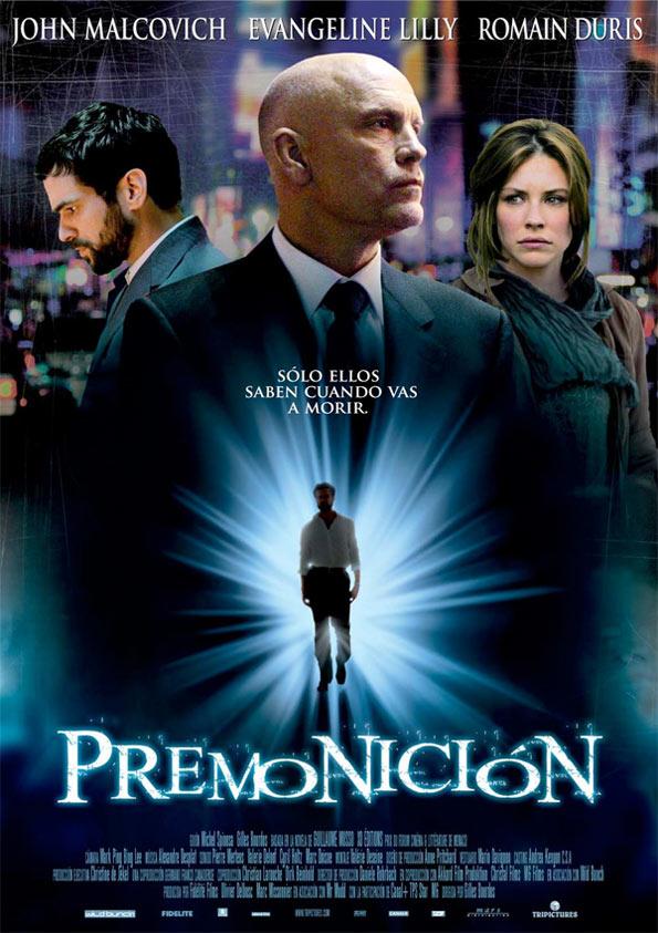 cartel Premonición