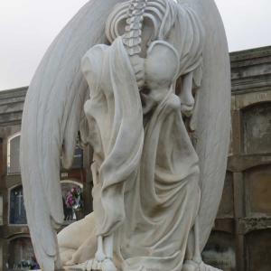 El beso de la muerte - Funeral natural