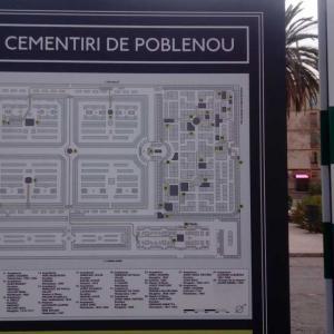 cementeri poble nou app