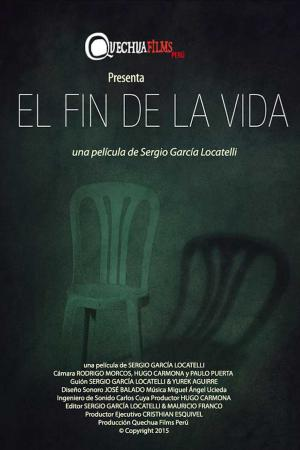 cartel El fin de la vida