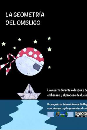 cartel La geometría del ombligo