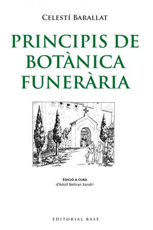portada Principios de botánica funeraria