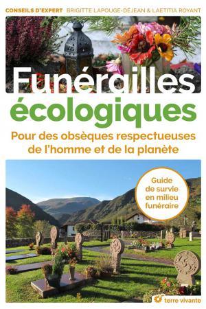 portada Funérailles écologiques.