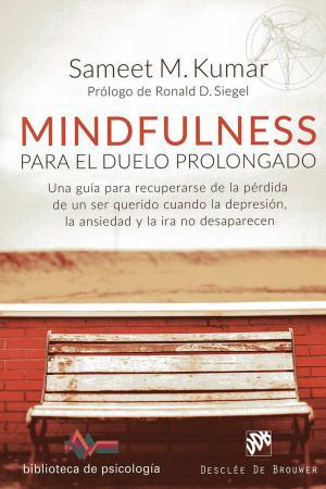 portada Mindfulness para el Duelo Prolongado