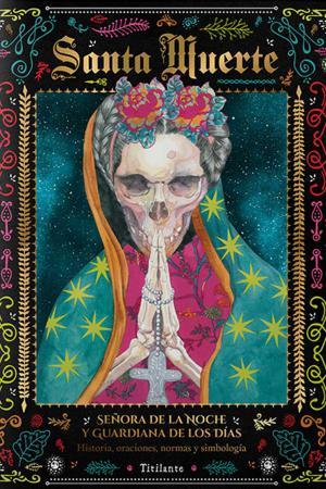 portada libro santa muerte