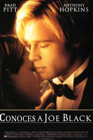cartel ¿Conoces a Joe Black?