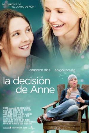 cartel La decisión De Anne