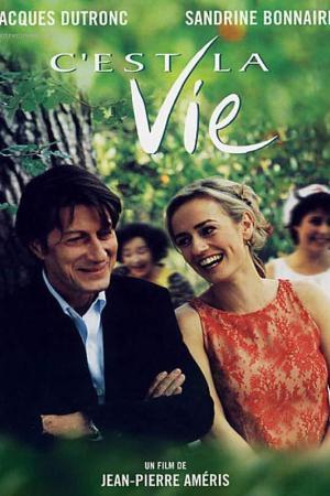 cartel La vida (C'est la vie)