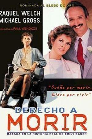 cartel Derecho a morir (Telefilm)