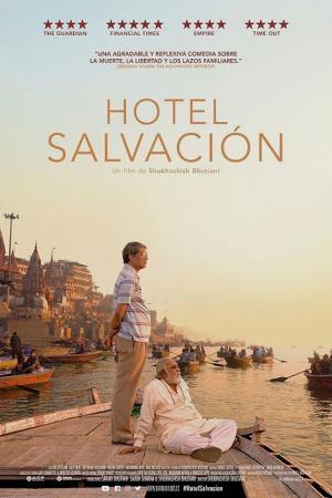 cartel Hotel Salvacion