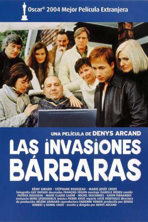 cartel Las invasiones bárbaras