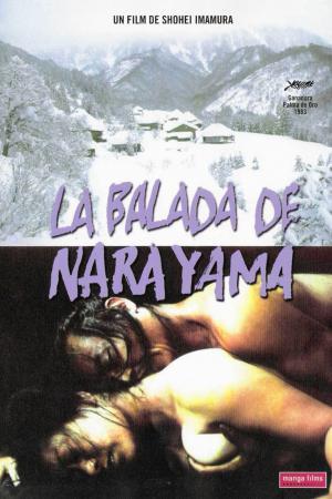 cartel La balada de Narayama