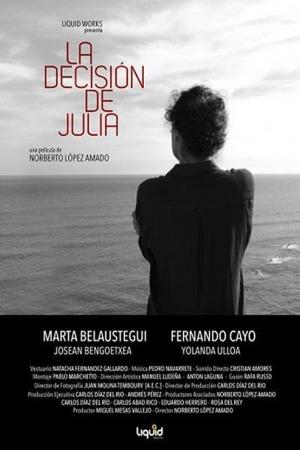 cartel la decision de julia