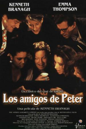 cartel Los amigos de Peter