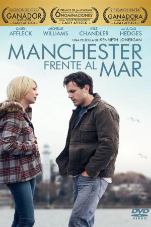 cartel Manchester frente al mar