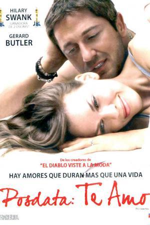 cartel Postdata: te quiero